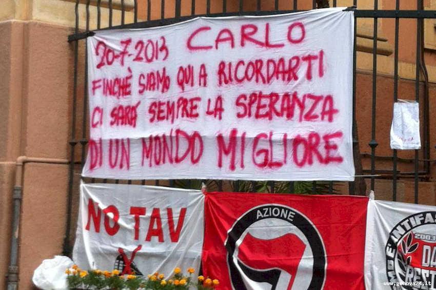 Il mio 20 luglio. Davide Rosci dal carcere di Teramo.