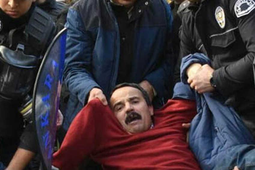 Repressione in Turchia