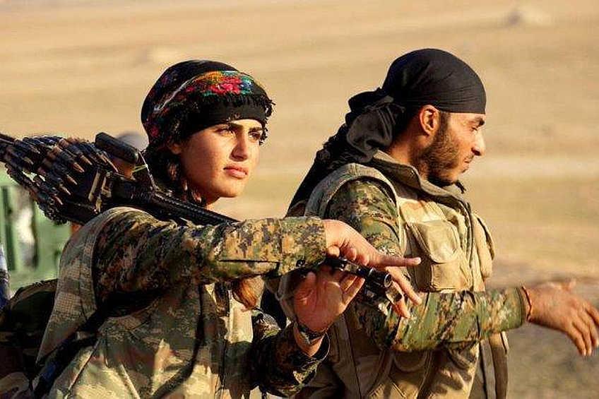 Giornata globale di azione contro l'invasione turca del Kurdistan