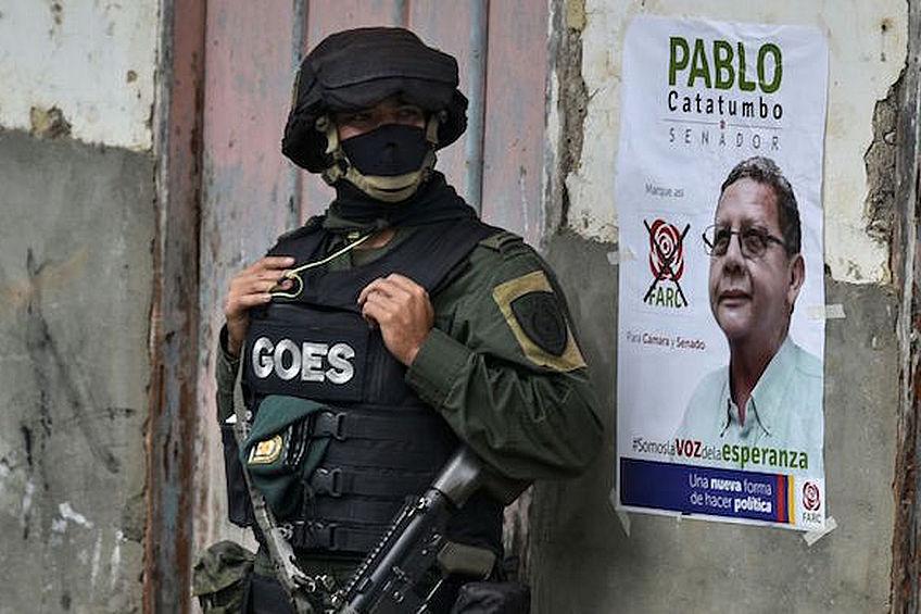 La cumbia della destra colombiana: sulle elezioni in Colombia