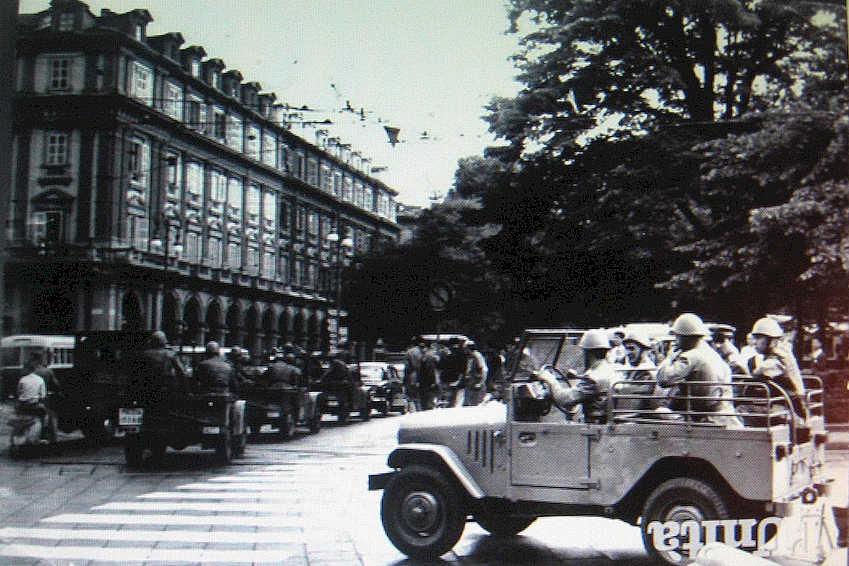 L'operaio massa e la rivolta di piazza statuto (7-8-9 luglio 1962)