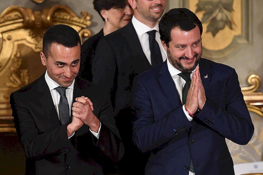 Di-Maio-Salvini